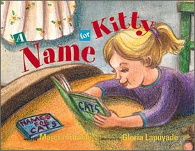 A Name for Kitty